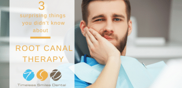 3 surprising things you didn't know about root canal therapy